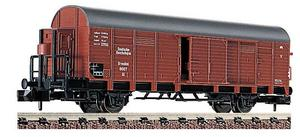 train miniature Wagon couvert marchand  (échelle N)  8309 Fleischmann Quirao idées cadeaux