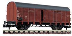 train miniature Wagon marchand couvert  (échelle N) Fleischmann Quirao idées cadeaux