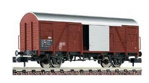 train miniature Wagon couvert  (échelle N)  8316 Fleischmann Quirao idées cadeaux