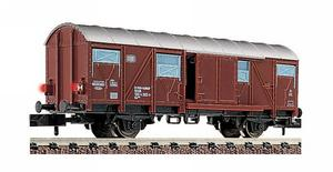 train miniature Wagon couvert DB  (échelle N) Fleischmann Quirao idées cadeaux