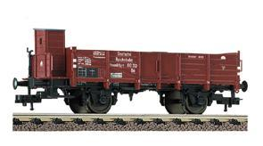 train miniature Wagon ouvert  (HO) Fleischmann Quirao idées cadeaux