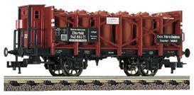 train miniature Wagon touries d'acides  (HO) Fleischmann Quirao idées cadeaux