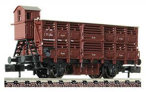 train miniature Wagon pour petit bétail  (échelle N) Fleischmann Quirao idées cadeaux