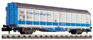 train miniature Wagon inter cargo express  (échelle N) Fleischmann Quirao idées cadeaux