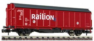 train miniature Wagon railion  (échelle N) Fleischmann Quirao idées cadeaux