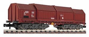 train miniature Wagon à panneaux  (échelle N) Fleischmann Quirao idées cadeaux