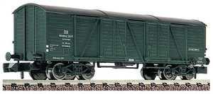 train miniature Wagon couvert marchand  (échelle N) Fleischmann Quirao idées cadeaux