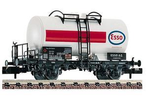 train miniature Wagon citerne esso  (échelle N) Fleischmann Quirao idées cadeaux