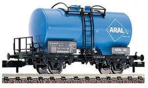 train miniature Wagon citerne  aral   (échelle N) Fleischmann Quirao idées cadeaux