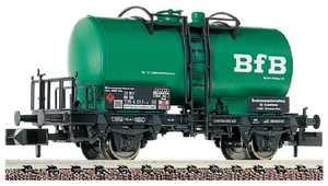 train miniature Wagon citerne bfb  (échelle N) Fleischmann Quirao idées cadeaux