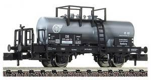 train miniature Wagon citerne  (échelle N)   8445 Fleischmann Quirao idées cadeaux