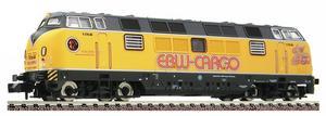 train miniature Locomotive diesel ebw-cargo  (échelle N) Fleischmann Quirao idées cadeaux