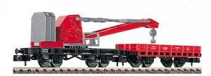 train miniature Set de wagon grue  (échelle N) Fleischmann Quirao idées cadeaux