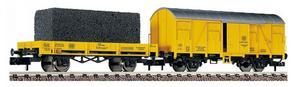 train miniature Set Wagons nettoy. voies  (échelle N) Fleischmann Quirao idées cadeaux