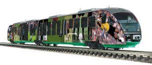 train miniature Loco wm-Desiro  (échelle N) Fleischmann Quirao idées cadeaux