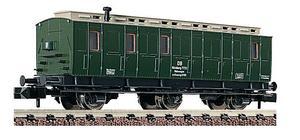 train miniature Wagon personnel DB  (échelle N) Fleischmann Quirao idées cadeaux