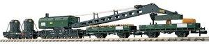 train miniature Boite cad Wagon-grue  (échelle N) Fleischmann Quirao idées cadeaux