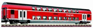 train miniature Voiture 2 niveaux, 2 cl  (échelle N)  8626 Fleischmann Quirao idées cadeaux