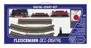 train miniature Start-set digital Fleischmann Quirao idées cadeaux