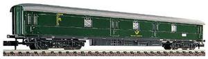 train miniature Voiture postale DB  (échelle N) Fleischmann Quirao idées cadeaux