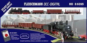 train miniature Start-set vapeur digital Fleischmann Quirao idées cadeaux