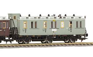 train miniature Wagon, 3-axl (HO) Fleischmann Quirao idées cadeaux