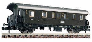 train miniature Voiture voyageurs 2/3 cl  (échelle N) Fleischmann Quirao idées cadeaux