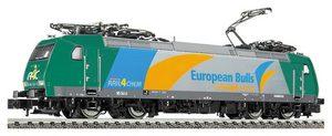 train miniature Locomotive électrique type 18  (échelle N) Fleischmann Quirao idées cadeaux