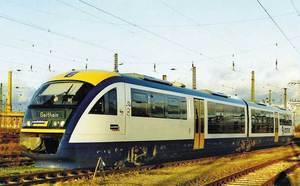 train miniature Loco Diesel br642  (échelle N) Fleischmann Quirao idées cadeaux