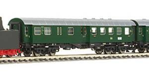 train miniature Wagon, 2 cl (échelle N) Fleischmann Quirao idées cadeaux