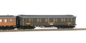 train miniature Voiture Mitropa (échelle N) Fleischmann Quirao idées cadeaux