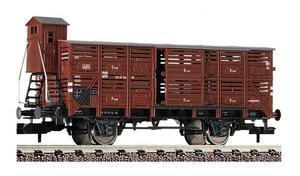 train miniature Wagon a betail  (échelle N)  8706 Fleischmann Quirao idées cadeaux