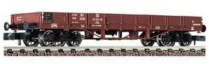 train miniature Wagon à parois basses  (échelle N) Fleischmann Quirao idées cadeaux