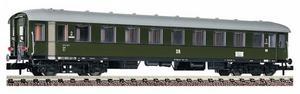 train miniature Voiture 2 cl DR fin convoi  (échelle N) Fleischmann Quirao idées cadeaux