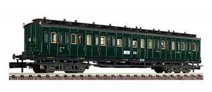 train miniature Voiture b4 de la DR  (échelle N)  8786 Fleischmann Quirao idées cadeaux