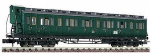 train miniature Voiture compartiment 2 cl.  (échelle N)  8789 Fleischmann Quirao idées cadeaux