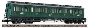 train miniature Voiture compartiment 2 cl.  (échelle N)  8790 Fleischmann Quirao idées cadeaux