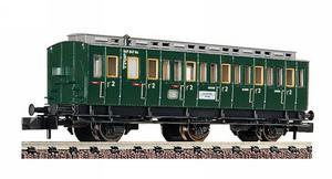 train miniature Voiture 2cl. DB  (échelle N)  8792 Fleischmann Quirao idées cadeaux