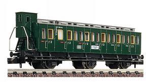 train miniature Voiture 2cl. DB  (échelle N)  8794 Fleischmann Quirao idées cadeaux