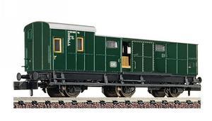 train miniature Fourgon 3 Essieux DB  (échelle N) Fleischmann Quirao idées cadeaux