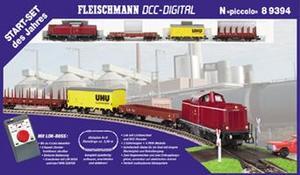 train miniature Start-set diesel digital Fleischmann Quirao idées cadeaux