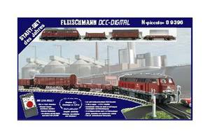 train miniature Start-set digital diesel Fleischmann Quirao idées cadeaux