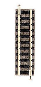 accessoire de train Rail droit 57.5 mm  (échelle N) carton de 20 Fleischmann Quirao idées cadeaux