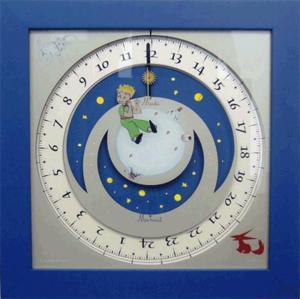 horloge Horloge du soleil - Planète Horizon Soltime Quirao idées cadeaux