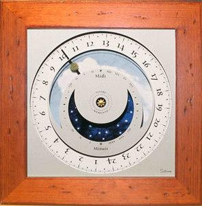 horloge Horloge du soleil - Brescia Soltime Quirao idées cadeaux
