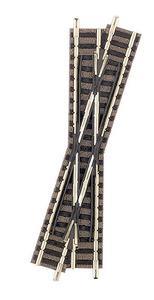 accessoire de train Croisement à droite 15° 111mm (échelle N) Fleischmann Quirao idées cadeaux