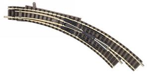 accessoire de train Aiguillage courbe à droite manuel (échelle N) 9175 Fleischmann Quirao idées cadeaux