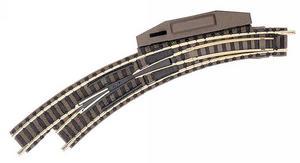 accessoire de train Aiguillage courbe à gauche cmdé (échelle N) Fleischmann Quirao idées cadeaux