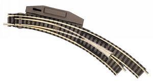 accessoire de train Aiguillage courbe droite cmdé  (échelle N) Fleischmann Quirao idées cadeaux