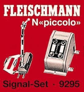 accessoire de train Set de signalisation  (échelle N) Fleischmann Quirao idées cadeaux